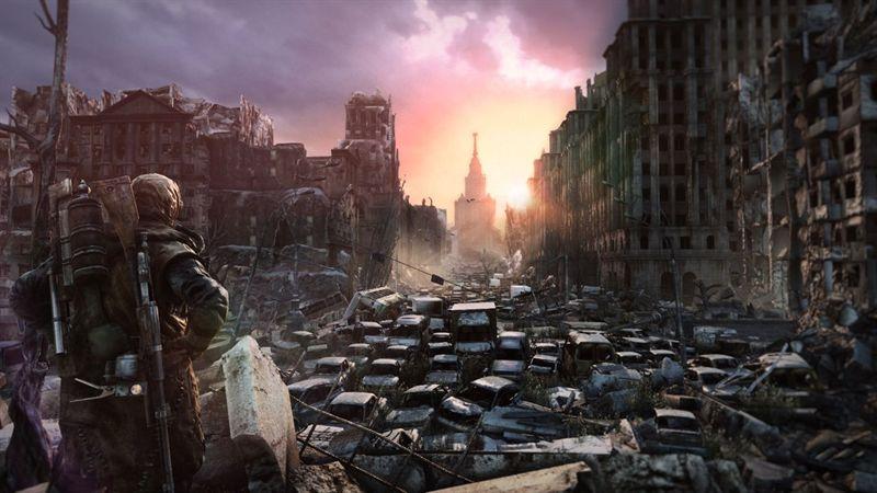 Игра Метро 2033 На Компьютер Скачать - фото 3